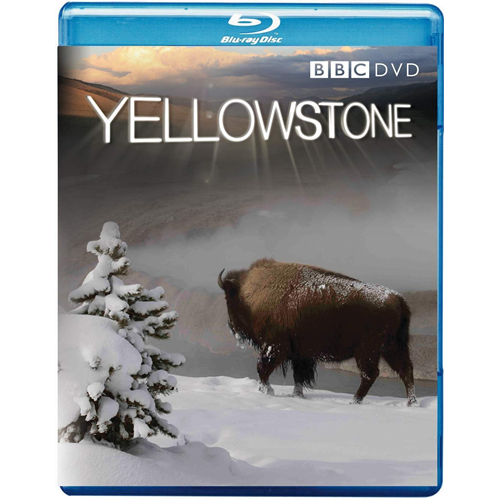 Yellowstone (UK-import) (BLU-RAY)