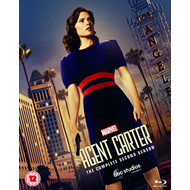 Agent Carter - Sesong 2 (UK-import) (BLU-RAY)