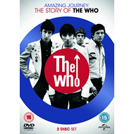 The Who - Amazing Journey: The Story Of The Who (UK-import) (DVD)
