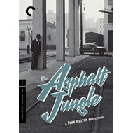 The Asphalt Jungle - Criterion Collection (DVD - SONE 1)