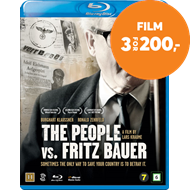 Produktbilde for The People Vs. Fritz Bauer (BLU-RAY)