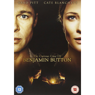 The Curious Case Of Benjamin Button (UK-import) (DVD)