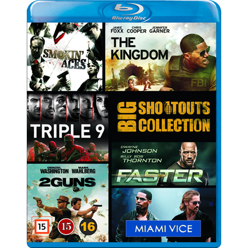 Big Shootouts Collection (BLU-RAY)