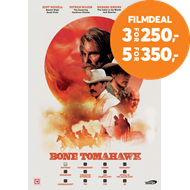 Produktbilde for Bone Tomahawk (DVD)
