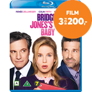 Bridget Jones' Baby: Alle Gode Ting Er Tre (BLU-RAY)
