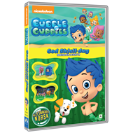 Bubble Guppies 1 - God Skjell-Dag (DVD)