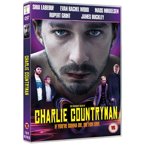 The Death Of Charlie Countryman (UK-import) (DVD)