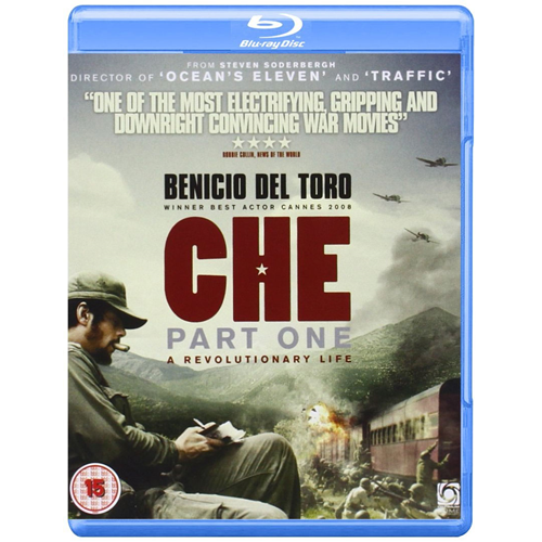 Che - Argentineren (UK-import) (BLU-RAY)