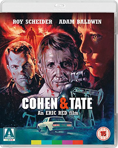 Cohen And Tate (UK-import) (Blu-ray + DVD)