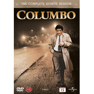 Columbo - Movie Mystery Collection - Sesong 8 (DVD)