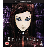 Ergo Proxy - The Complete Series: 10th Anniversary Edition (UK-import) (BLU-RAY)
