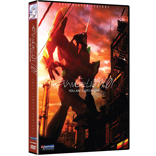 Evangelion 1.11: You Are (Not) Alone (DVD - SONE 1)
