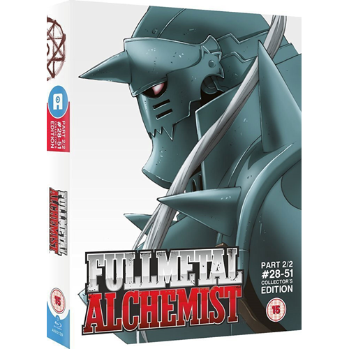 Fullmetal Alchemist - Part 2/2 (UK-import) (BLU-RAY)