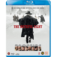 Produktbilde for The Hateful Eight (DK-import) (BLU-RAY)