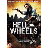 Hell On Wheels - Sesong 3 (UK-import) (DVD)