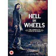 Hell On Wheels - Sesong 4 (UK-import) (DVD)