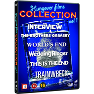 Hungover Films Collection Vol. 1 (DVD)