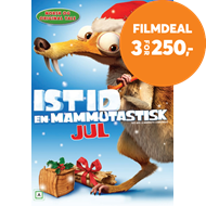 Produktbilde for Istid - En Mammutastisk Jul (DVD)