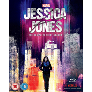 Jessica Jones - Sesong 1 (UK-import) (BLU-RAY)