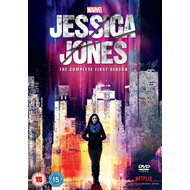 Jessica Jones - Sesong 1 (UK-import) (DVD)