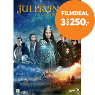 Produktbilde for Julekongen - Full Rustning (DVD)