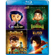 The Ultimate Laika Collection (BLU-RAY)