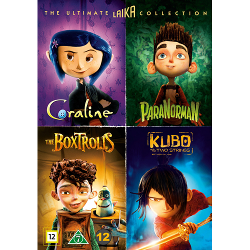 The Ultimate Laika Collection (DVD)