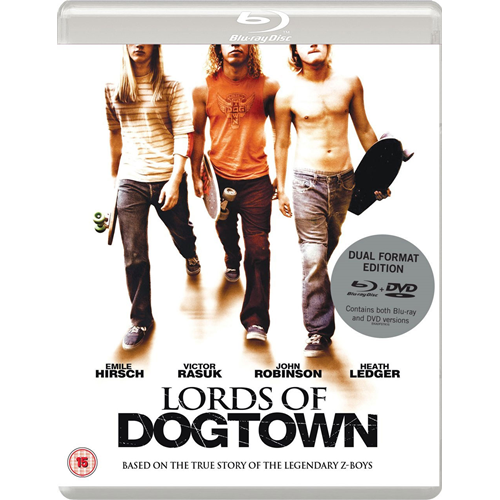 Lords Of Dogtown (UK-import) (Blu-ray + DVD)