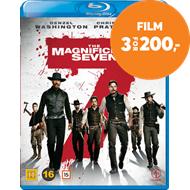 Produktbilde for The Magnificent Seven (BLU-RAY)