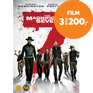 Produktbilde for The Magnificent Seven (DVD)