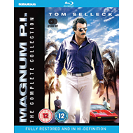 Produktbilde for Magnum P.I. - The Complete Collection (UK-import) (BLU-RAY)