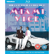 Miami Vice - The Complete Collection (UK-import) (BLU-RAY)