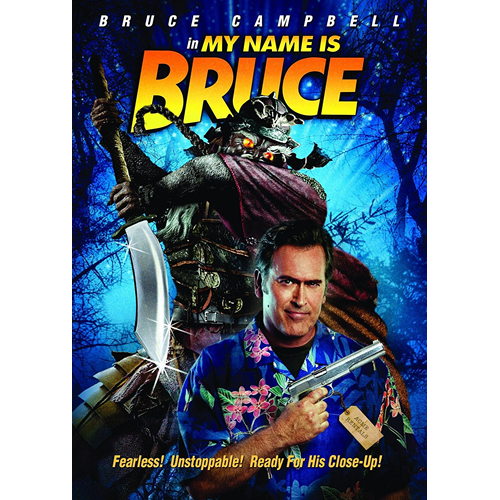 My Name Is Bruce (DVD - SONE 1)