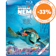 Produktbilde for Oppdrag Nemo (BLU-RAY)