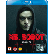 Mr. Robot - Sesong 2 (BLU-RAY)