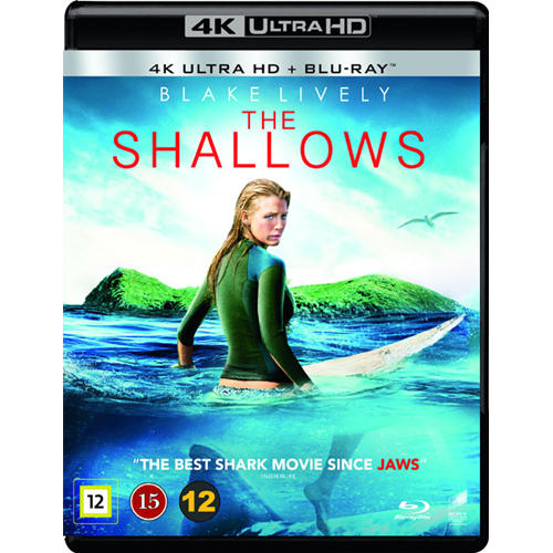 The Shallows (4K Ultra HD + Blu-ray)