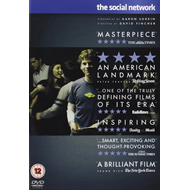 Produktbilde for The Social Network (UK-import) (DVD)