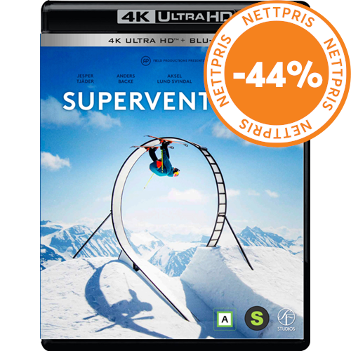 Supervention 2 (4K Ultra HD + Blu-ray)