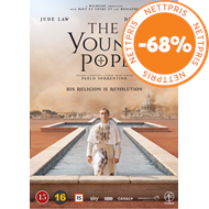 Produktbilde for The Young Pope - Sesong 1 (DVD)