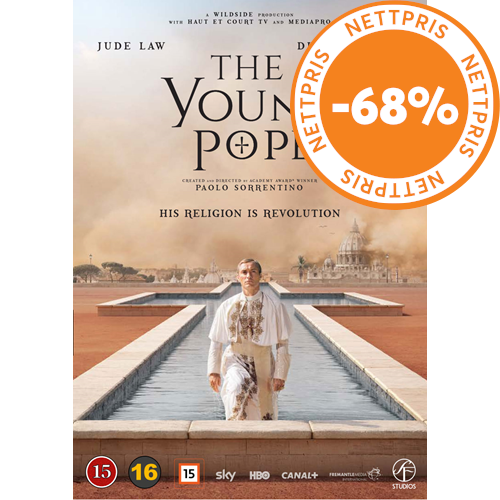 The Young Pope - Sesong 1 (DVD)