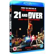21 & Over (UK-import) (BLU-RAY)
