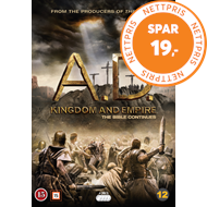 Produktbilde for A.D. - The Bible Continues: Kingdom And Empire (DVD)