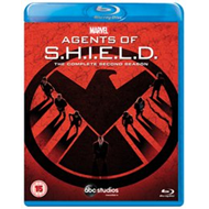Agents Of S.H.I.E.L.D. - Sesong 2 (UK-import) (BLU-RAY)