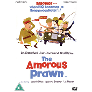Produktbilde for The Amorous Prawn (UK-import) (DVD)