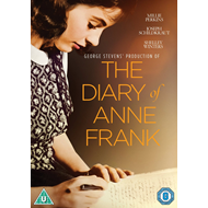 The Anne Franks Dagbok (UK-import) (DVD)