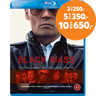 Produktbilde for Black Mass (BLU-RAY)