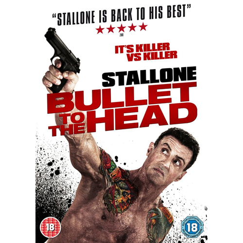 Bullet To The Head (UK-import) (DVD)