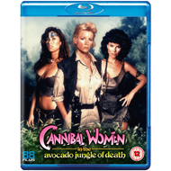 Cannibal Women In The Avocado Jungle Of Death (UK-import) (BLU-RAY)