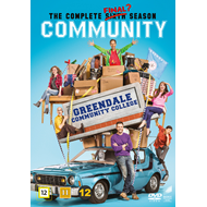 Community - Sesong 6 (DVD)