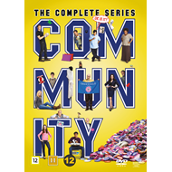 Community - The Complete Series (DVD)